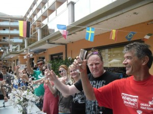 Kud Balkan iz Johanesburga - pobednici folklornog takmicenja u Spaniji 2