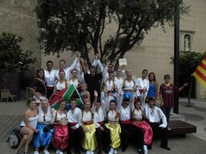 Kud Balkan iz Johanesburga - pobednici folklornog takmicenja u Spaniji 3