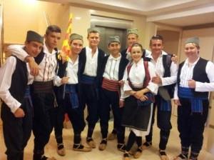 Kud Balkan iz Johanesburga - pobednici folklornog takmicenja u Spaniji 7