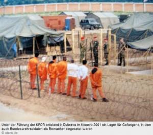 zatvor na Kosovu