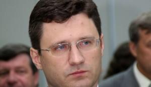 Председатель правительства Красноярского края Александр Новак