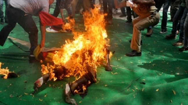 Bugarska-spaljivanje