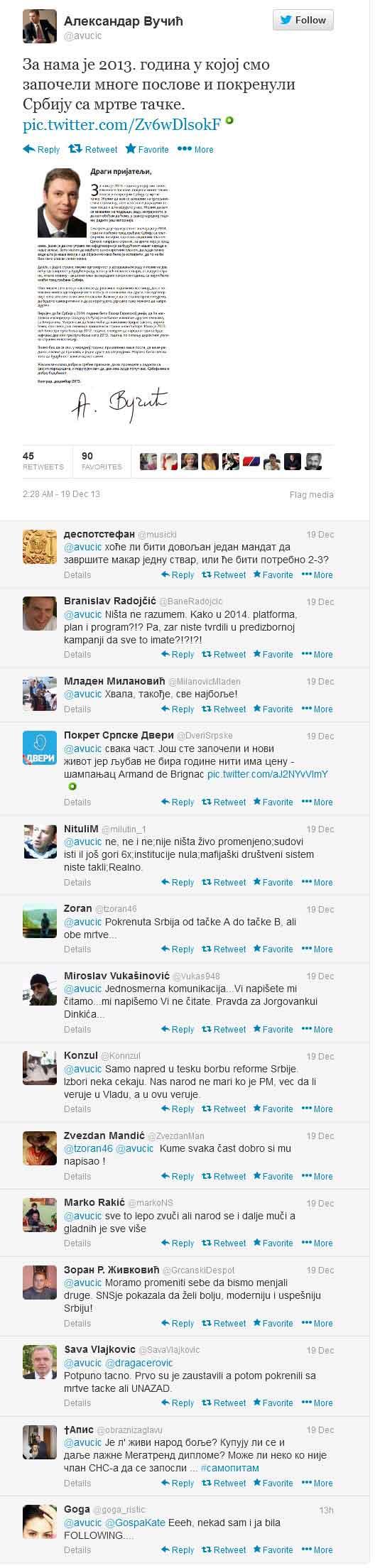 Twitter---avucic--За-нама-је-2013.-..