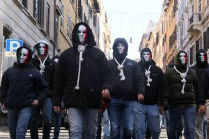 protest u Italiji