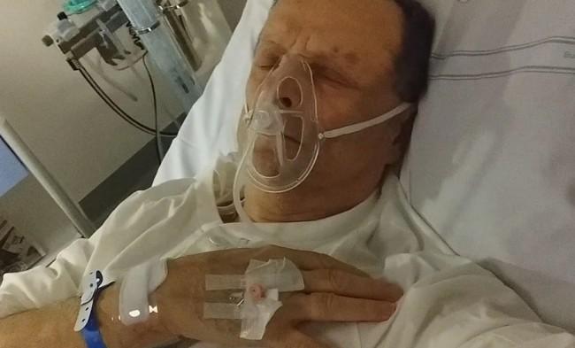 Nikola Janic u bolnici u Štokholmu