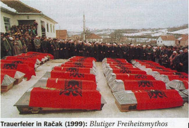UCK funeral