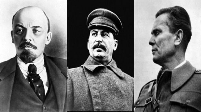 Lenin_Staljin-Tito