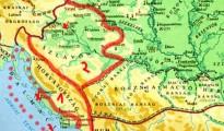 Hrvatska krajem 13. veka