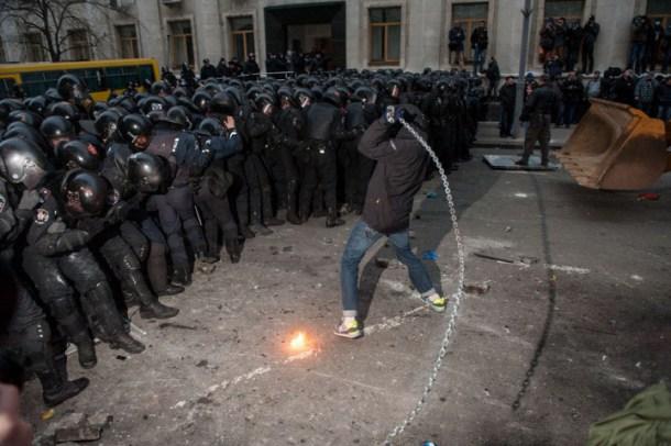 ukrajinska kriza