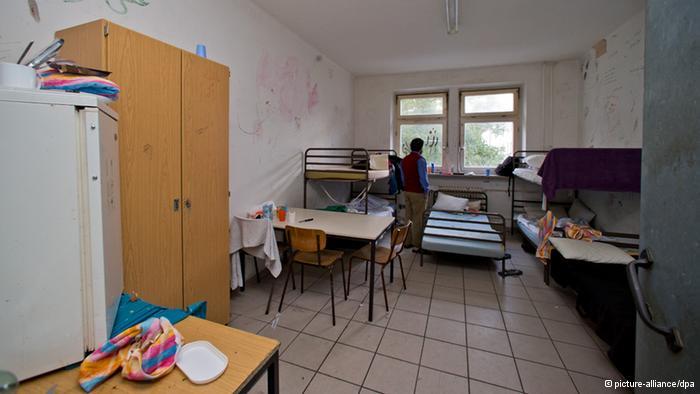 Zentrale Aufnahmestelle für Asylbewerber Zirndorf