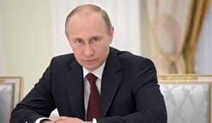 В.Путин провел встречу с представителями Федерации независимых профсоюзов