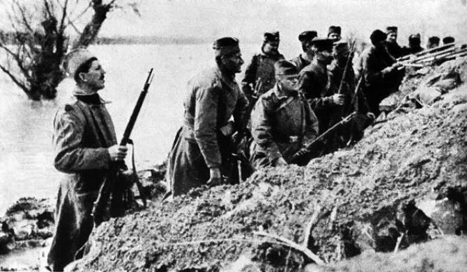 prvi svetski rat 1