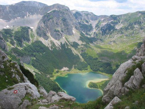 sutjeska-trnovacko-lake