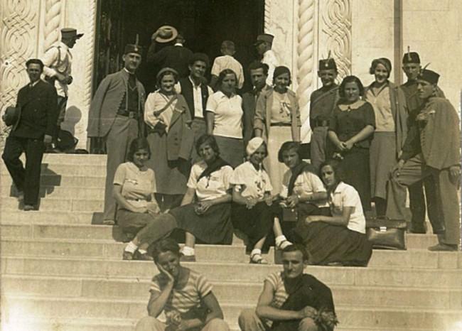 Župa Beograd na Oplencu 1935l