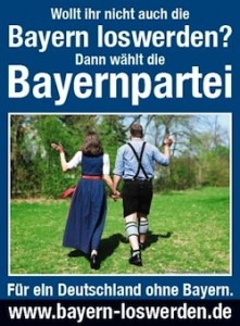 Bayern-poster