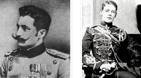 Vojvoda Tankosic i Cercil