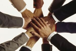 Team Work Multicultural 2