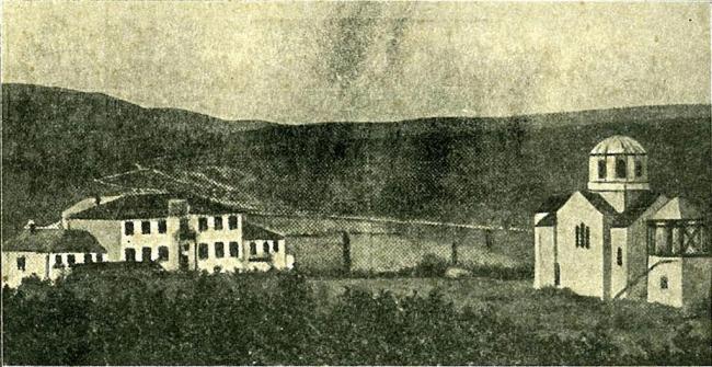 Crkva i dom milosrdja na Kosovu