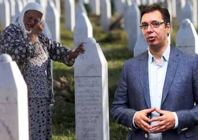 Vucic-Srebrenica