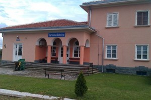 Фотограф: Марко Станојевић, ВикипедијаŽeleznička_stanica_Batočina
