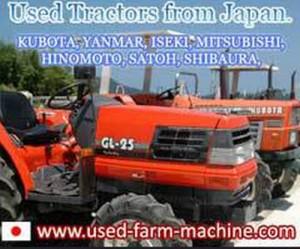 japanski traktori