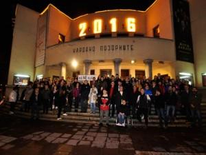 Drugi protest po redu; Foto: Vanja Keser