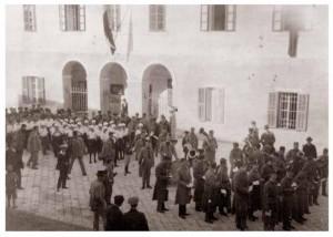 Sokoli u Dubrovniku