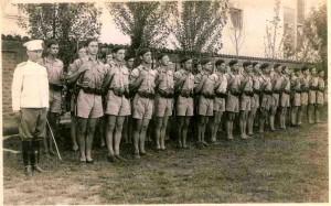 odbrambeni tečaj župe Beograd 1940