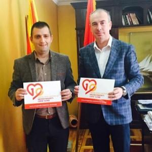 Damjanović i Fatmir / Foto: RTCG.me