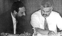 Goran-Hadžić-i-Vojislav-Stanimirović-12.-lipnja-1996.-u-Vukovaru