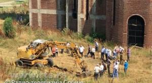 Храм-Христа-Спаса-у-Приштини-ископавање