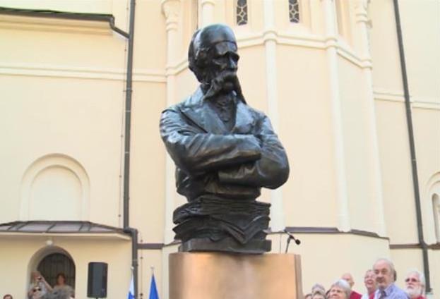 Spomenik Vuku Karadzicu U Ljubljani Koreni