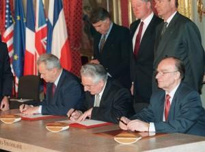 potpisivanje dejtonski sporazum