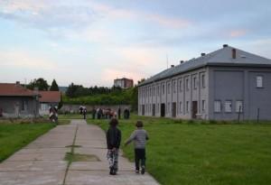 Prvo bekstvo iz logora organizovano '42. u Nišu; Foto: FB Logor na Crvenom Krstu