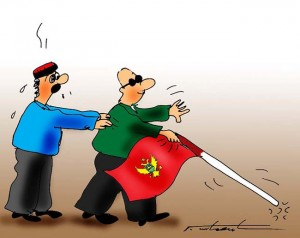 karikatura-slijepac-sa-cg-zastavom