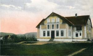 Čačak - Dom sa rasadnikom