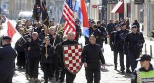 © AP Photo ustaše