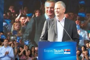 Šutanovac kampanja Borisa Tadića