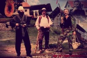 Terorista Jašari sa bratom i još jednim saborcem