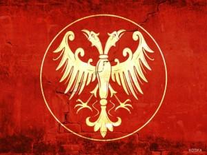 zastava-zid-nemanjicki-orao-KOSKA2b-700x525