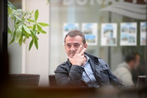 "Beograd 21.09.2015. Slavisa Lekic, knjiga ""Svaka cast Vucicu"" Foto: Milenkovic Milovan"