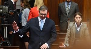 Aleksandar Vučić / © Tanjug/ Драган Кујунџић