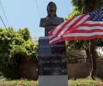 Albania Clinton Bust