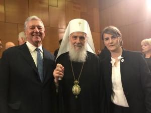 Kralj, patrijarh i premijer(ka)
