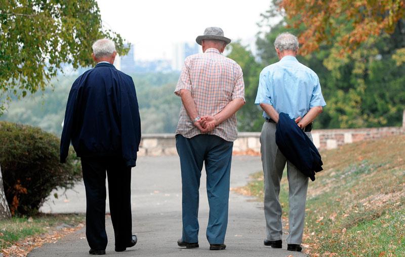 Slikovni rezultat za penzioneri
