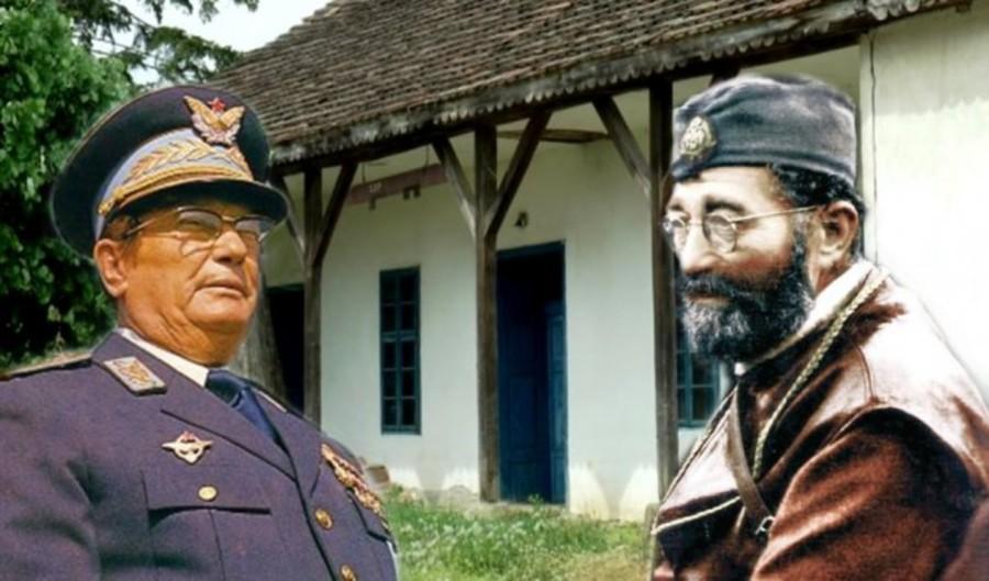 Tito i Draza Mihajlovic
