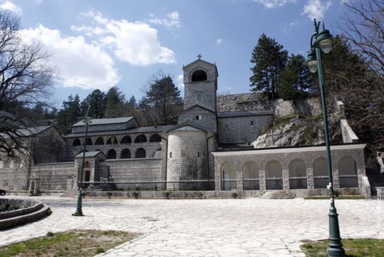 Cetinje manastir