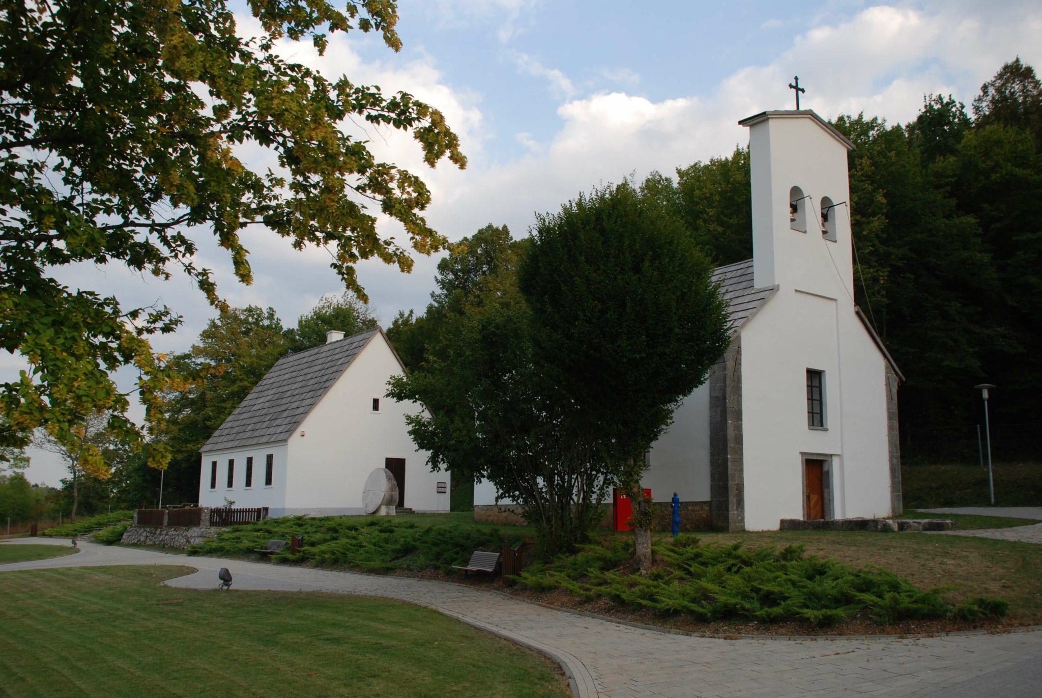 Crkva u kojoj je Nikola Tesla kršten