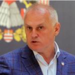 Goran Vesić,zamenik gradonačelnika Beograda