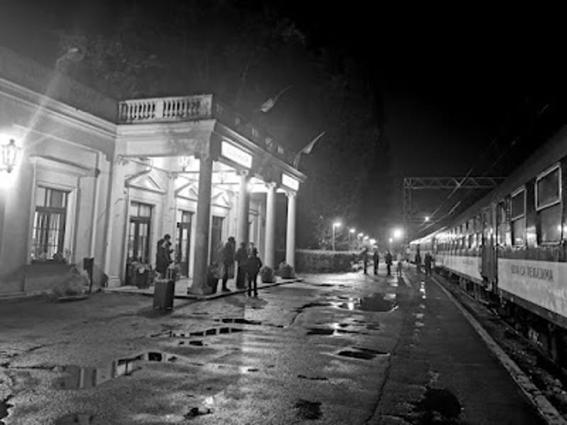 zeleznicka stanica Topcidar